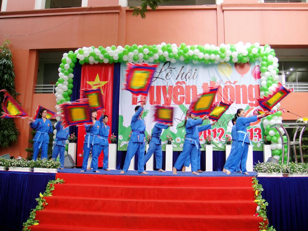 Lễ Hội Truyền  Thống (2012-2013)